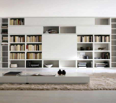 مكتبة-منزل-مودرن