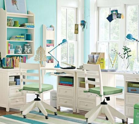 مكتب لشخصين 1
