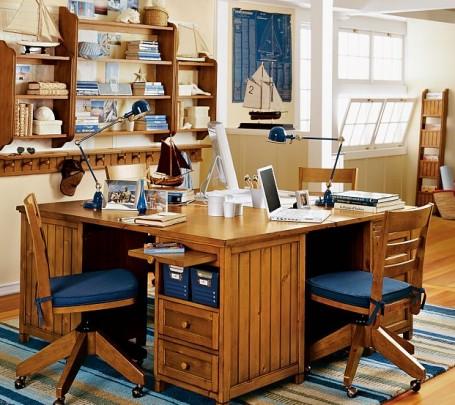 مكتب لشخصين 3