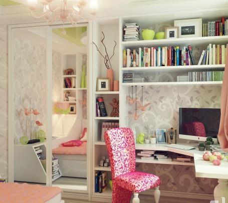 مكتب للفتيات 1