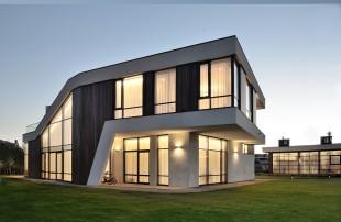 العصرية والفخامة في تصميم منزل متميز جدًا