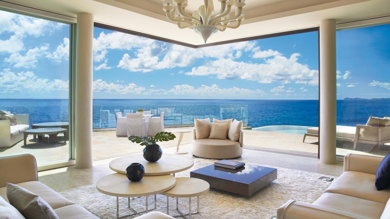 منزل على البحر 1500x844 حمام السباحة في المنزل... ضرورة أم رفاهية؟