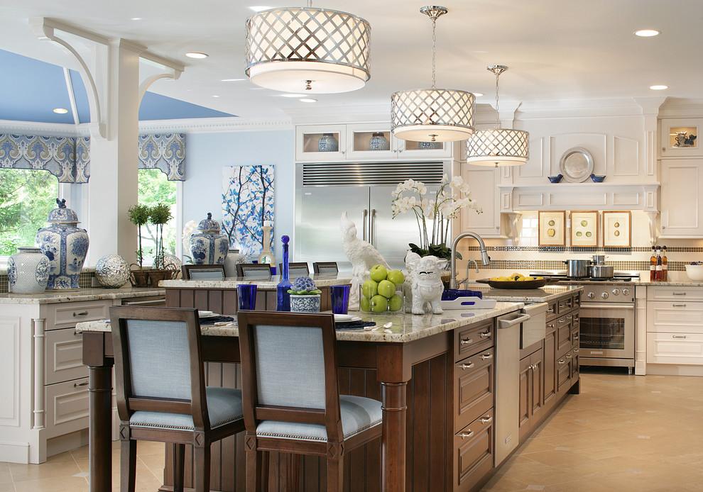 وحدات إضاءة مميزة للمطبخ أضيفي الحيوية الى تصميم المطبخ بطرق مبتكرة