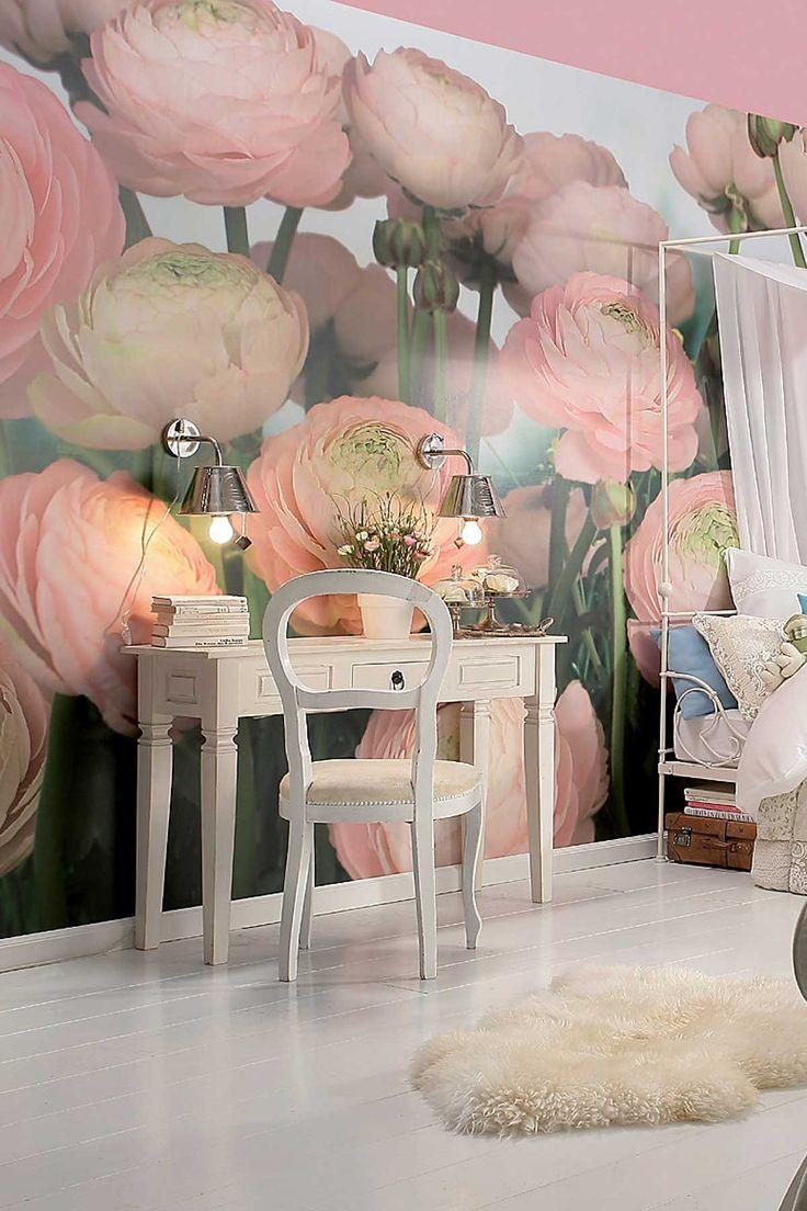 ورق حائط يشبه اللوحات كيف تحولين حوائط منزلك للوحات فنية مبهرة؟