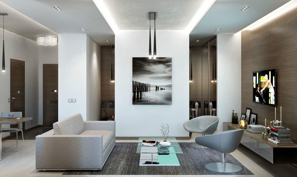1 Modern apartment Modern apartment