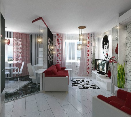 Red-home-accents