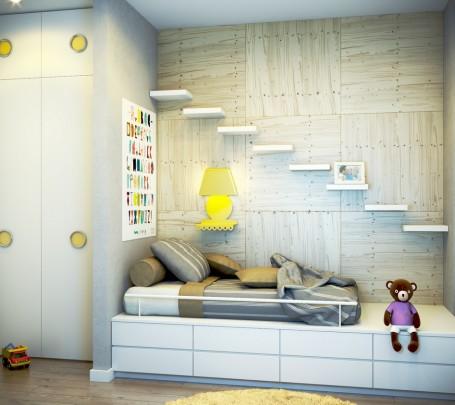 17-yellow-white-kids-room