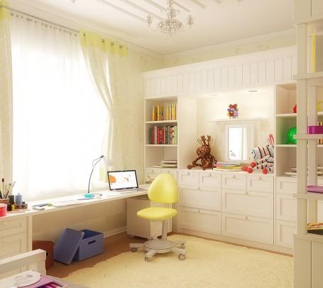 اجمل الوان تناسب غرف نوم الاطفال