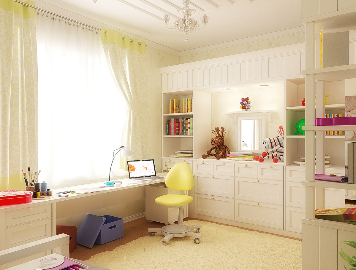 %name 19 White kids bedroom