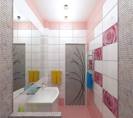 Rose-tiles