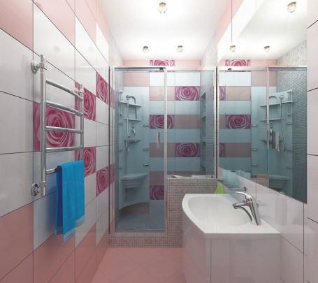 Feminine-bathroom