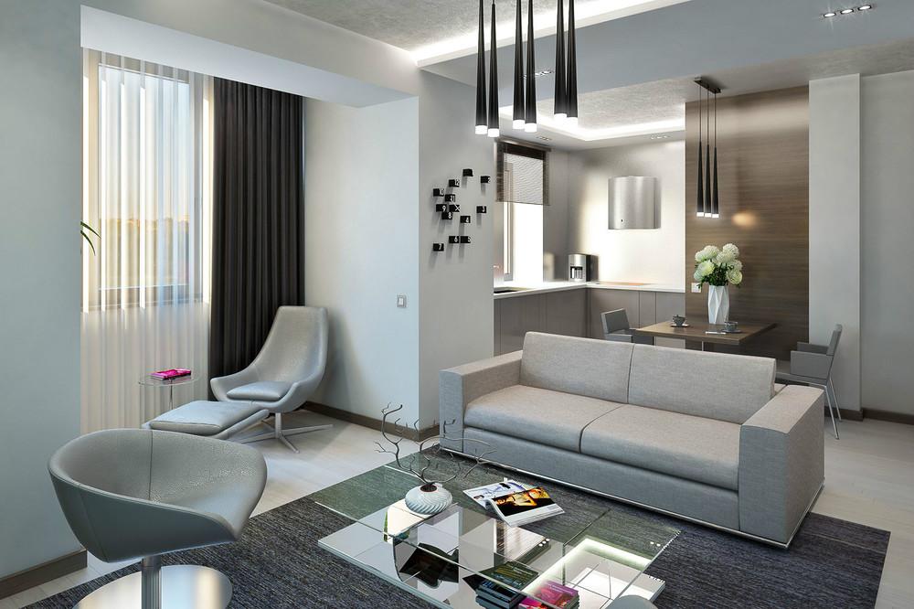 3 Masculine apartment Masculine apartment