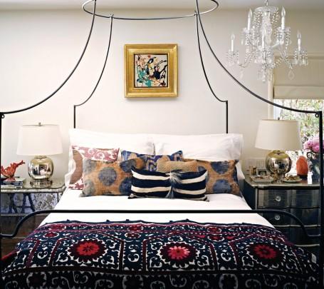 5 سرير بأعمدة متميزة