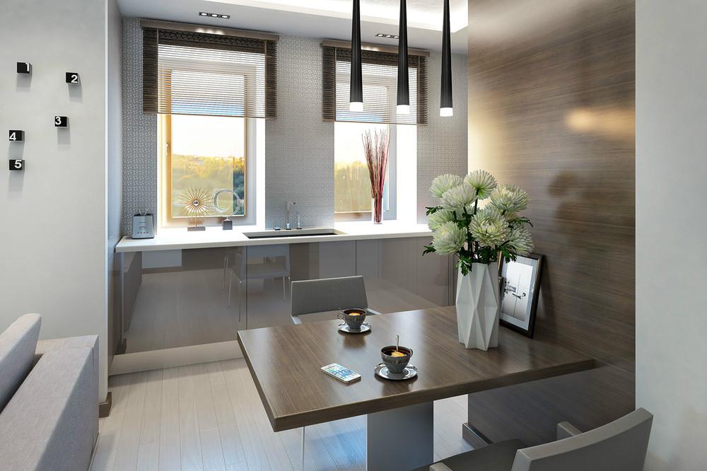 5 Modern kitchen diner Modern kitchen diner