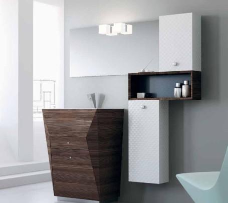 6 حمام بخزانات خشبية