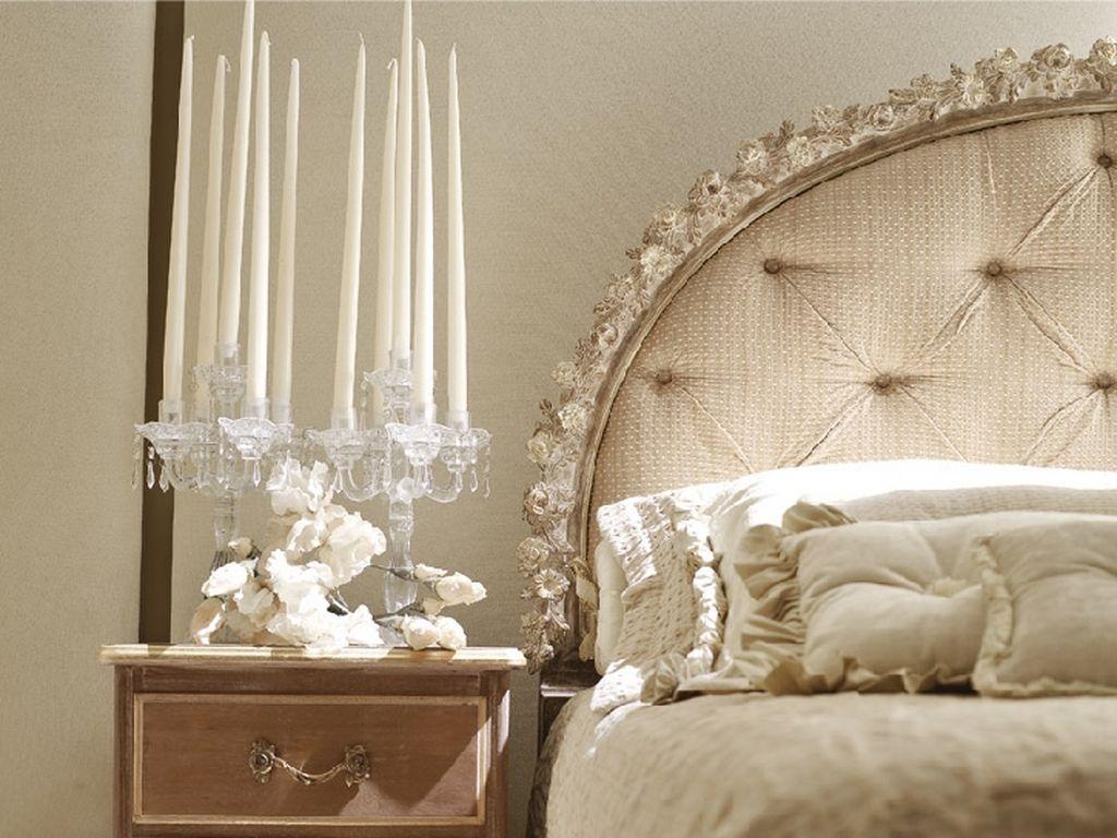 Fabulous royal classical bedroom candles صور غرف نوم كلاسيكية أقرب إلي الملكية