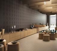 Wallpaper-effect-black-ceramic-wall-tiles
