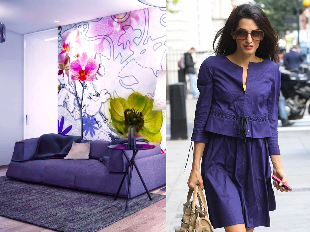 amal alamuddin inspired amazing purble living room amal alamuddin inspired amazing purble living room