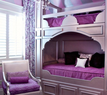 amal-alamuddin-inspired-interior-design-chair-purble