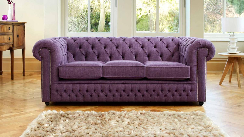 amal alamuddin inspired purble sofa 1500x843 ديكورات منازل مستوحاة من فستان أمل علم الدين