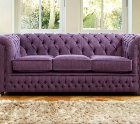 amal-alamuddin-inspired-purble-sofa