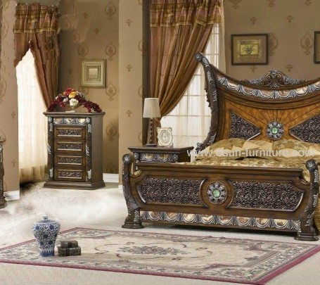 arabic-abstracts-classical-bedroom-ideas
