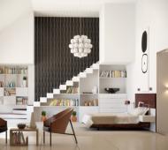 beautiful-studio-apartment-600x351
