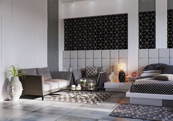 black and grey decor 600x420 black and grey decor 600x420