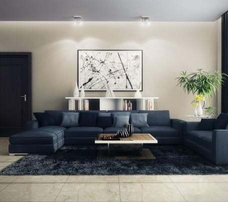 blue-modern-sofa