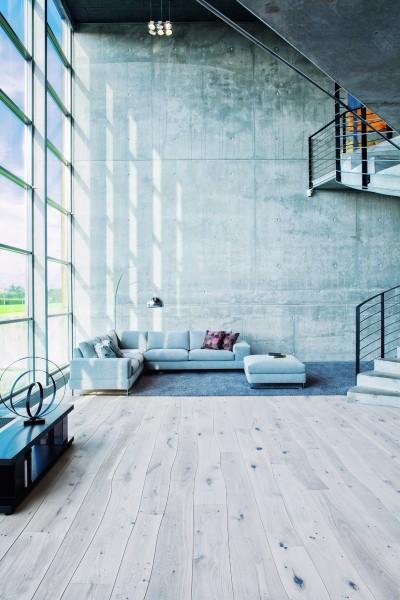 bolefloor industrial style room 8 400x600 أفكار أرضيات خشبيه و ارضيات باركيه رائعة