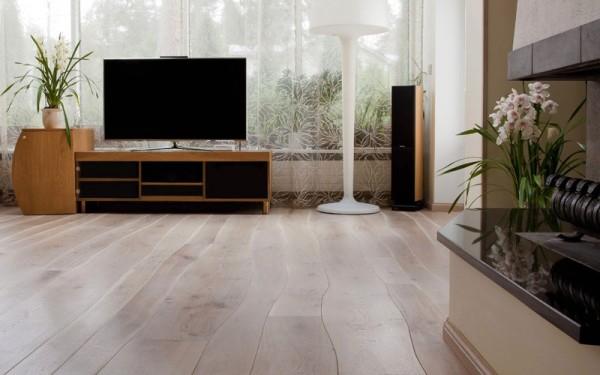 bolefloor living room floor 2 600x375 أفكار أرضيات خشبيه و ارضيات باركيه رائعة