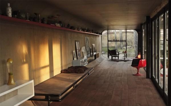 bolefloor natural curved wood floor 6 600x375 أفكار أرضيات خشبيه و ارضيات باركيه رائعة