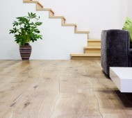 Natural Curved wood floors