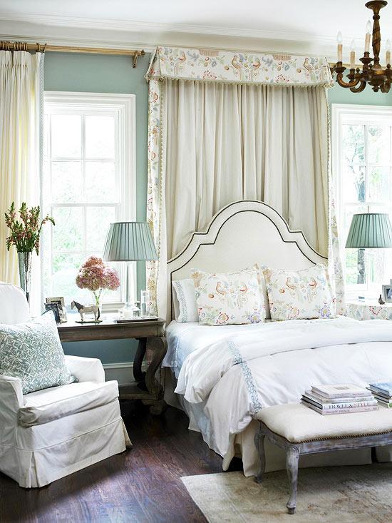classic bedroom صور غرف نوم تضعك مباشرة في عالم الأحلام