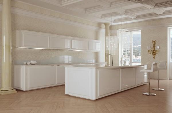 %name classic white kitchen 600x395
