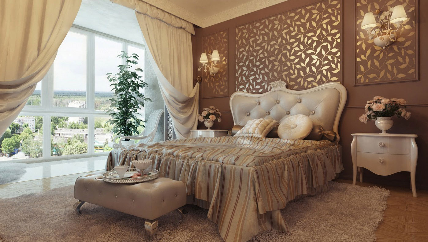 classical bedroom big windows classical bedroom big windows