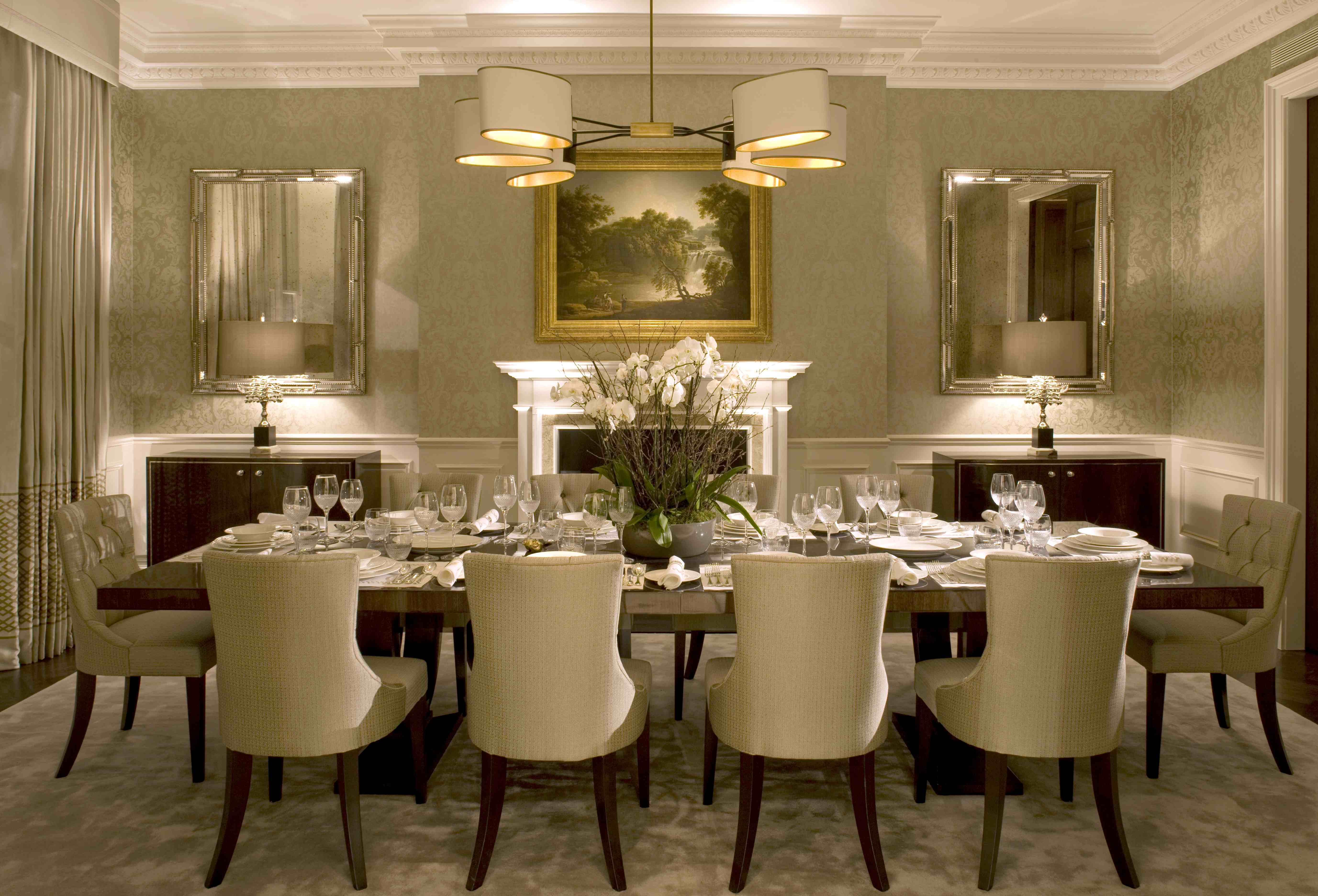 classical dining room high end classical dining room high end