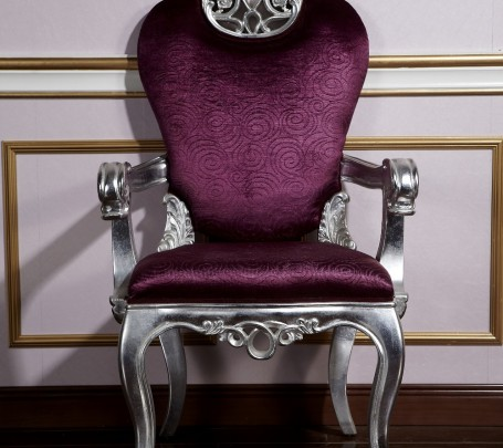 classical-dining-room-purble-chair