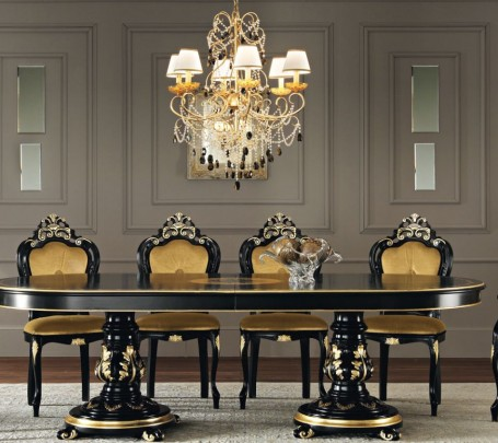 classical-dining-room-with-gold