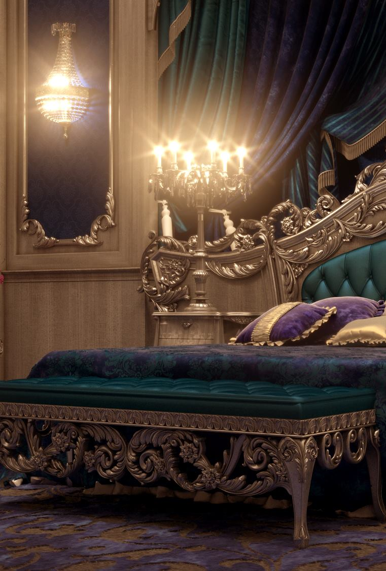 classical royal bedroom blue classical royal bedroom blue