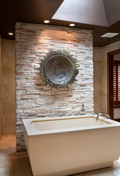 contemporary bathroom2 410x600 افكار ديكورات حمامات مودرن
