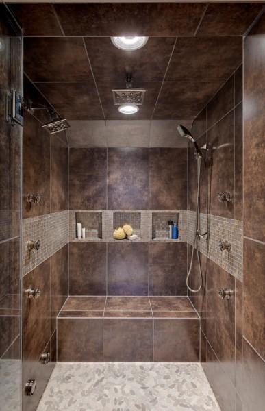 contemporary bathroom4 387x600 افكار ديكورات حمامات مودرن