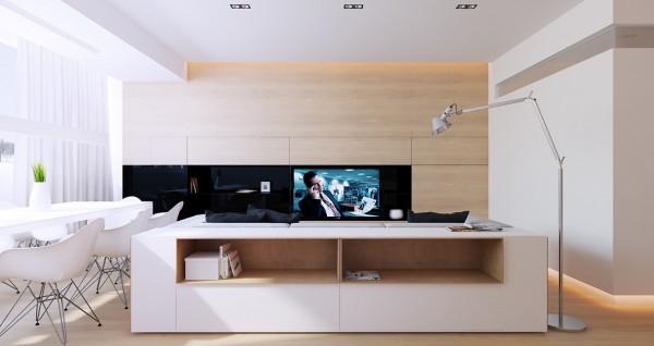 custom wood design 600x3181 كيف تختارين تصميم غرفة جلوسك في 2016