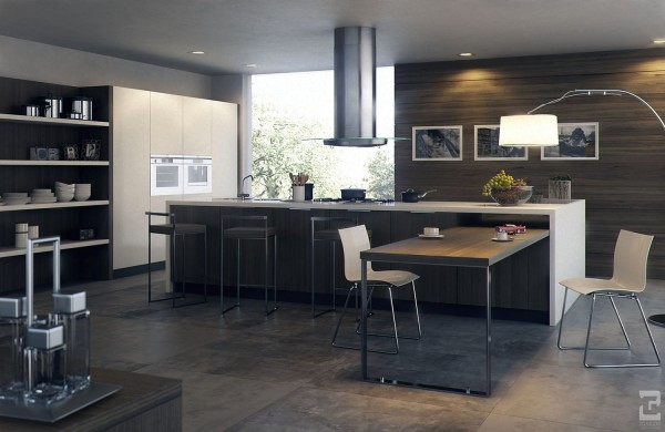 dark-wood-kitchen-600x390