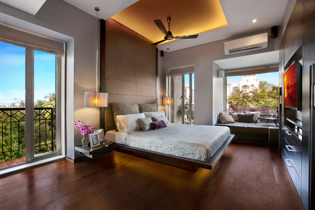 floating bed modern bedroom design2 floating bed modern bedroom design2