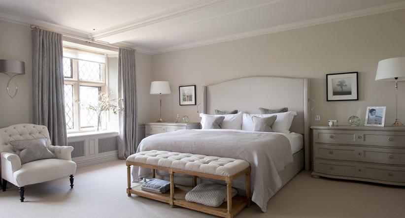 french bedroom صور غرف نوم تضعك مباشرة في عالم الأحلام