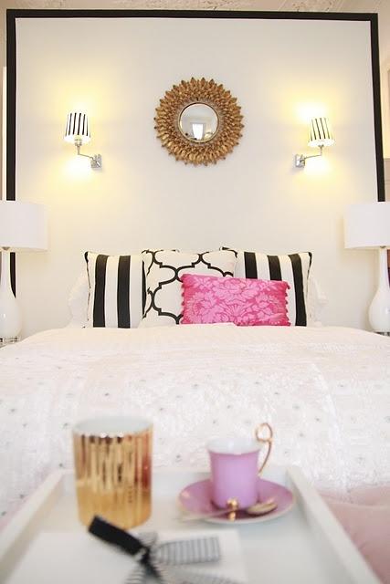 girly bedroom صور غرف نوم تضعك مباشرة في عالم الأحلام