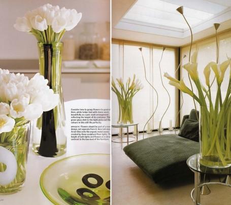 green-bedroom-flowers