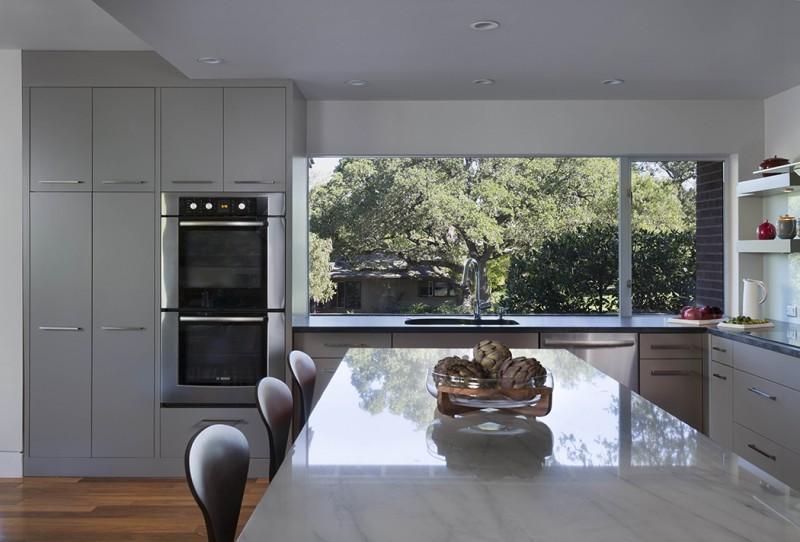 home decoration kitchen تصميم منزل عصري يخطف الأنفاس ببساطتة