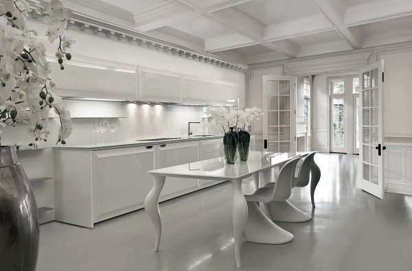 huge-white-kitchen-600x395